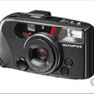 オリンパスパノラマ・全自動35mmコンパクトカメラIZM 220