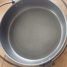 新品★すきやき鍋 炒め鍋にもいけるかな?
