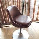 懐かしい喫茶店の椅子 茶色 レトロチェアー