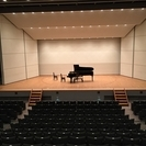 大人のピアノサークル企画 大ホールでピアノを練習しましょう!