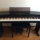 終了しました。グラビノーバ電子ピアノ