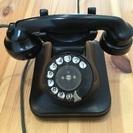 3号黒電話です。