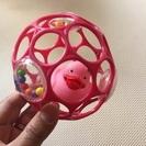 赤ちゃん用おもちゃ オーボール
