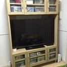 美品 テレビボード