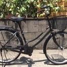 売り切れました!26インチ アサヒ自転車 FROMAGE シティサ...