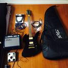ギターセット アンプ スピーカー付き!