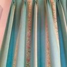 遮光カーテンおよそ140×120腰窓用(2枚)