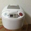 5合炊き炊飯器☆