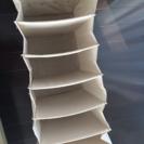 無印良品 布製 吊り下げる収納(大)