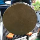相撲の触れ太鼓