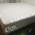 シングルベッド2つ