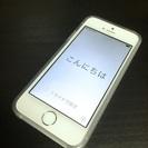iPhone5s 64GB シルバー