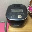 SHARP 3号炊き炊飯器