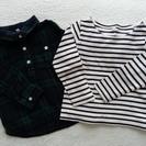 ★☆無印☆★長袖T&シャツ90