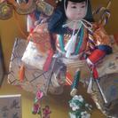 鳳玉作 5月人形