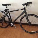 【新品同様】GIANT ESCAPE クロスバイク