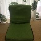 【交渉成立】コンパクトな座椅子