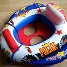 浮き輪(幼児一人用)ポリスⅡベビーボート
