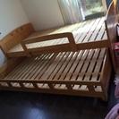 決まりました☆カントリー2段ベッド