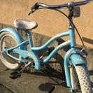 エレクトラ ビーチクルーザー 自転車 ハワイ 16インチ