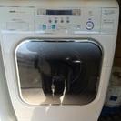 9.0kg/ドラム式洗濯機!!