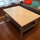 IKEAのセンターテーブル(LACK)