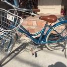 女の子 自転車 水色 22インチ