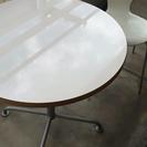 テーブル イス2脚