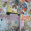 値下げ 漫画本 ねこぱんち まとめて500円