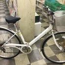 [2836]中古自転車 リサイクル自転車 シティサイクル 27イン...