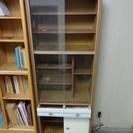 【あげます】 本棚 -右
