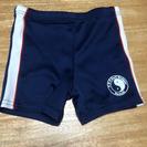 海水パンツ 紺白 T&C (タウンアンドカントリー) サイズ130...