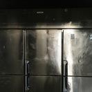 業務用冷蔵庫です。 店舗改修工事の為、さしあげます。