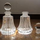 ●・・・ビンテージ風 小瓶2個・・・●