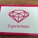 E-Girls FAMILY コンパクトミラー お譲りします♪