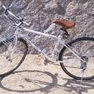 中古自転車 700Cクロスバイク風