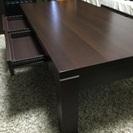 ニトリ センターテーブル 重厚