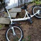 折りたたみ自転車 マウンテン
