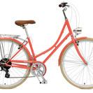ヨーロピアンスタイル シティーバイク