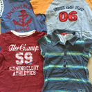 レディス カジュアル半袖Tシャツ(4点セット)