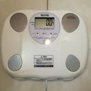タニタ 体脂肪 体重計