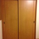 ドア クローゼット用 スライドドア 美品 DIY