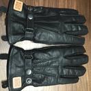 デグナーバイク用皮手袋(冬用)