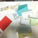 便箋、メッセージカードなと詰め合わせ