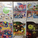 Wii ソフト 6本セット