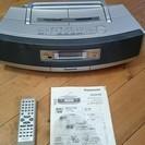 Panasonic パナソニック CDラジカセ RX-ED57 0...