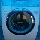 National ドラム式電気洗濯乾燥機 NA-VR1100R 9kg