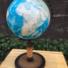 レトロな地球儀