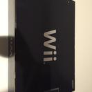 Wiiとコントローラー3つセットで売ります。