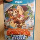 ドンキーコング トロピカルフリーズ[Wii U]